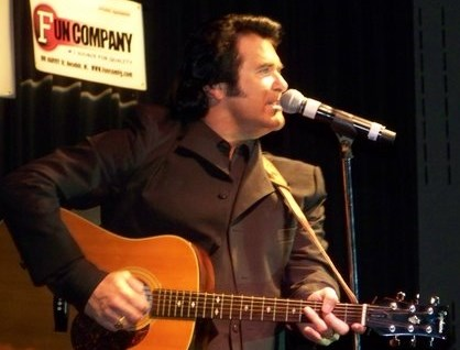 Mark Gagnon - Johnny Cash Tribute Act - Fayetteville, NC