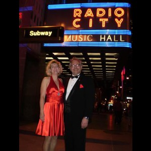 Saxtons River Ballroom Dance Music Band | Red Satin