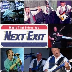Sparta Wedding Band | Next Exit