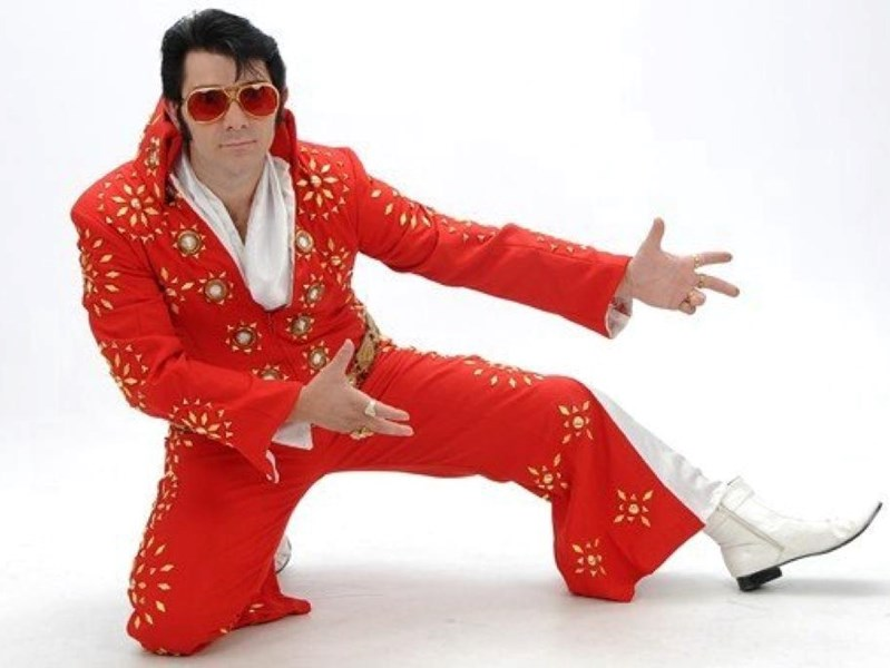 Dexter Lee - Elvis Impersonator - Gonzales, LA