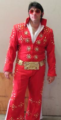 Dexter Lee | Gonzales, LA | Elvis Impersonator | Photo #6