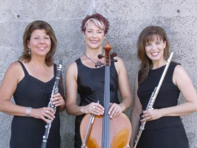 Del Lago Trio | Mission Viejo, CA | Classical String Quartet | Photo #1