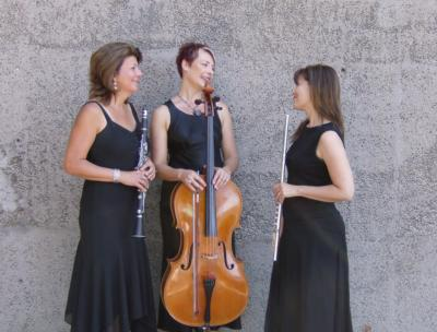 Del Lago Trio | Mission Viejo, CA | Classical String Quartet | Photo #2