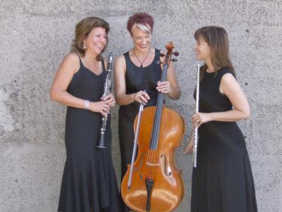 Del Lago Trio | Mission Viejo, CA | Classical String Quartet | Photo #4