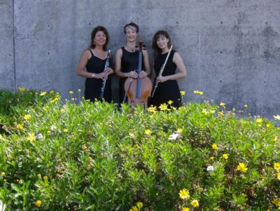 Del Lago Trio | Mission Viejo, CA | Classical String Quartet | Photo #8