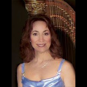 West Hollywood Opera Singer | Weddings & Concerts Of Florida, Harpist: Melody