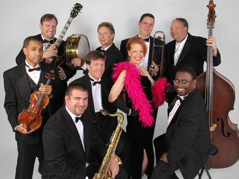 Gwen Hughes & The Retro Kats - Swing Band - Atlanta, GA