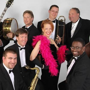White 20s Band | Gwen Hughes & The Retro Kats
