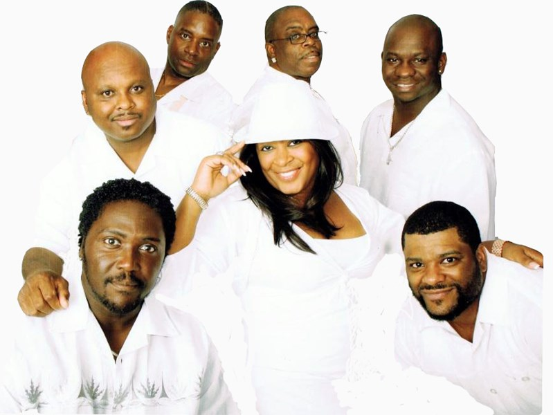 Valarie Adams & the Dimension Band - Variety Band - Old Bridge, NJ