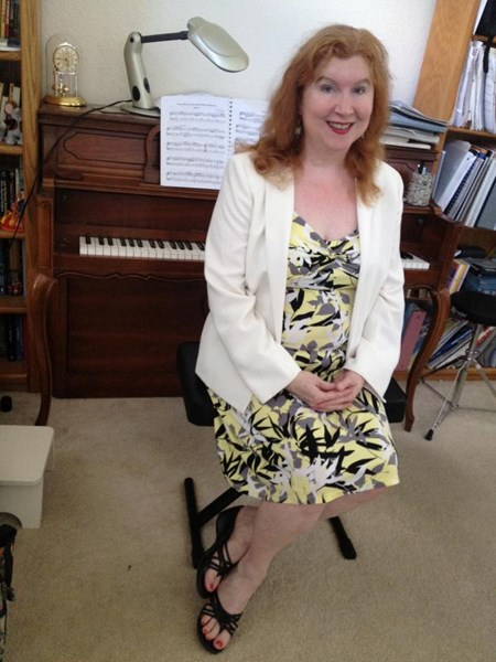 Marilyn Rucker - Classical Pianist - Austin, TX