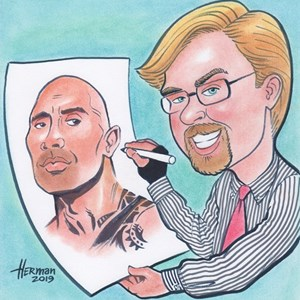 New York City, NY Caricaturist | Philip Herman