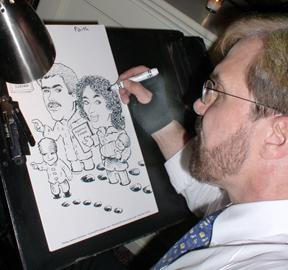 Philip Herman | Suffern, NY | Caricaturist | Photo #3