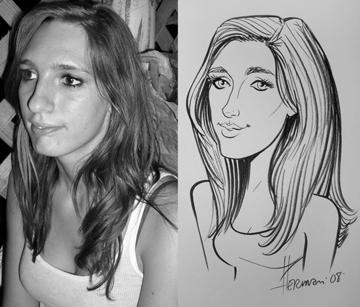 Philip Herman | Suffern, NY | Caricaturist | Photo #4