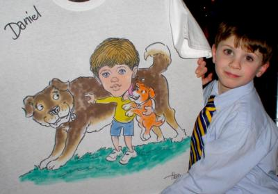 Philip Herman | Suffern, NY | Caricaturist | Photo #21