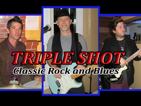Triple Shot - Classic Rock Band - Oceanside, CA