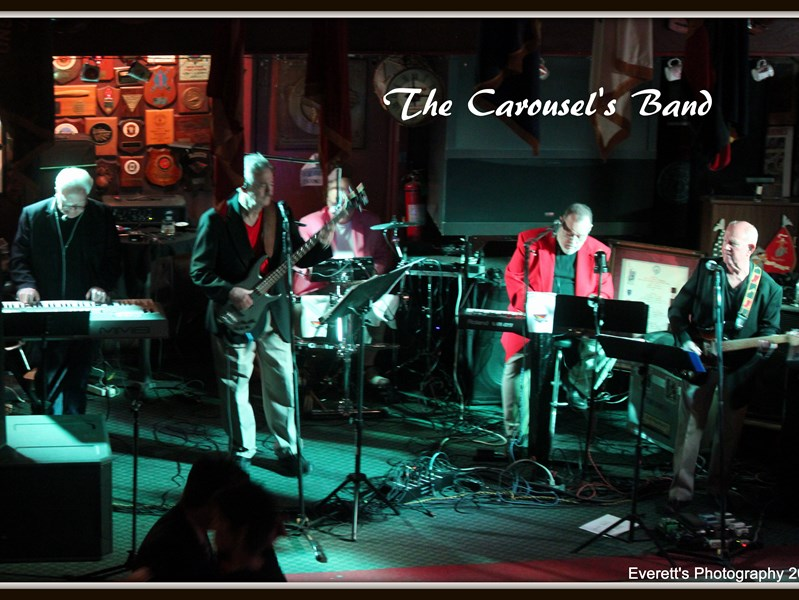 The Carousels Band - Variety Band - Jacksonville, NC