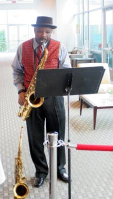 Dwyke Anthony (Tony) Onque | Hampton, VA | Jazz Saxophone | Photo #7