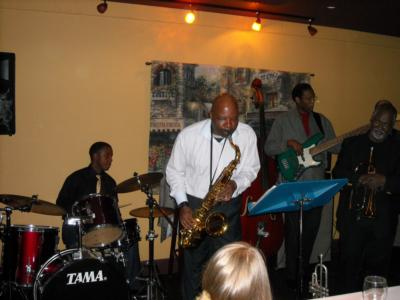 Dwyke Anthony (Tony) Onque | Hampton, VA | Jazz Saxophone | Photo #9
