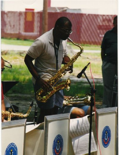 Dwyke Anthony (Tony) Onque | Hampton, VA | Jazz Saxophone | Photo #4