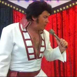 Lindon Elvis Impersonator | Freddy G Arizona's Shadow of the King and friends