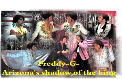 Freddy G Arizona's Shadow of the King  | Phoenix, AZ | Elvis Impersonator | Photo #15