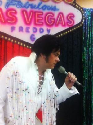 Freddy G Arizona's Shadow of the King  | Phoenix, AZ | Elvis Impersonator | Photo #1