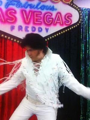Freddy G Arizona's Shadow of the King  | Phoenix, AZ | Elvis Impersonator | Photo #7