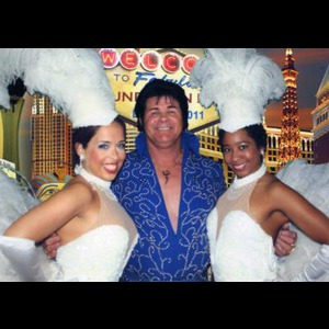 Plano Elvis Impersonator | Larry Stilwell Productions