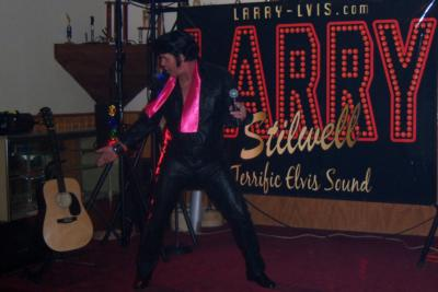 Larry Stilwell Productions | Plano, TX | Elvis Impersonator | Photo #15