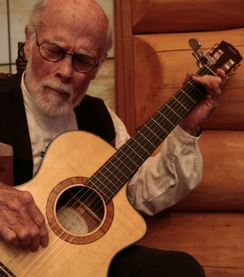 George Andrews | Cedar Mountain, NC | Classical Acoustic Guitar | Photo #7