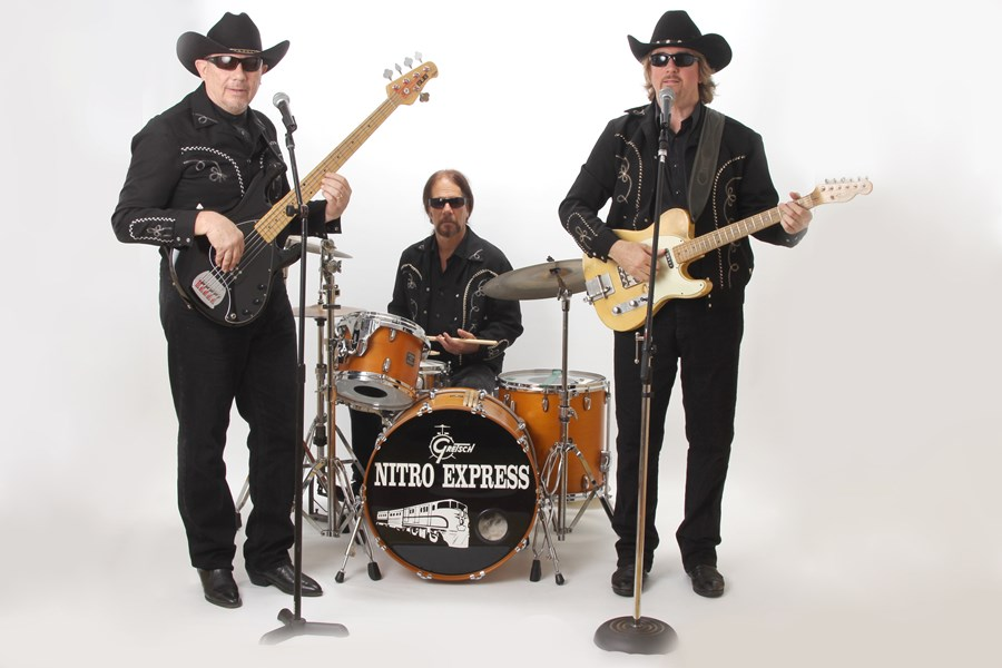 Nitro Express - Country Band - San Diego, CA