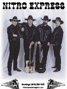 Nitro Express | San Diego, CA | Country Band | Photo #2