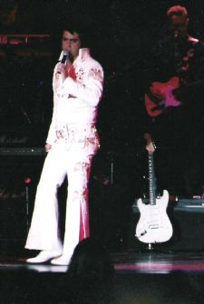 Joey Franklin | Las Vegas, NV | Elvis Impersonator | Photo #3