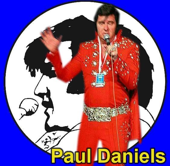 Paul Daniels - Elvis Impersonator - Iselin, NJ
