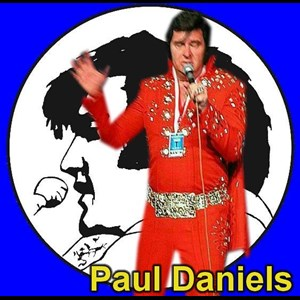 Jersey City Elvis Impersonator | Paul Daniels