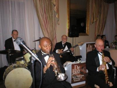 Dr. Jazz  And The New Orleans Sounds | New Orleans, LA | Jazz Band | Photo #8