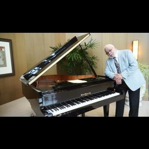 Palm Springs Pianist | G. ''Mike' Taylor