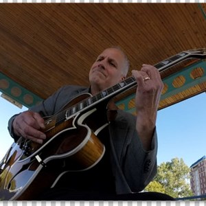 Crawford Acoustic Guitarist | Randy Reszka / Jazz Guitarist