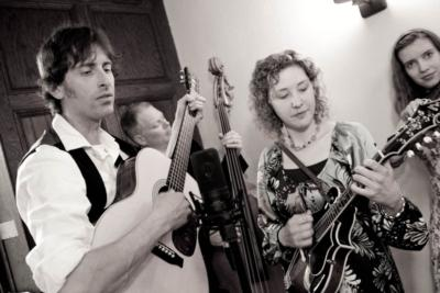 Goodtime Stringband - bluegrass wedding band | Boston, MA | Bluegrass Band | Photo #3