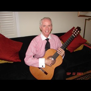 Paris Classical Guitarist | Brian Cullen