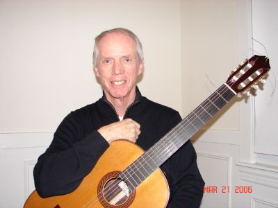 Brian Cullen | Brunswick, ME | Classical Guitar | Photo #2
