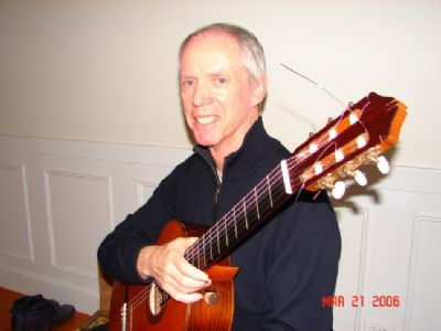 Brian Cullen | Brunswick, ME | Classical Guitar | Photo #7