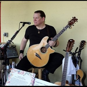 Waverly Folk Singer | Gregg Parker/Acoustic Guitarist/Singer