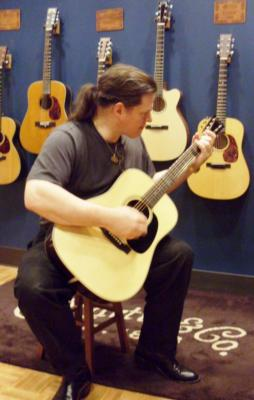 Gregg Parker/Acoustic Guitarist/Singer | Medford, NJ | Acoustic Guitar | Photo #21