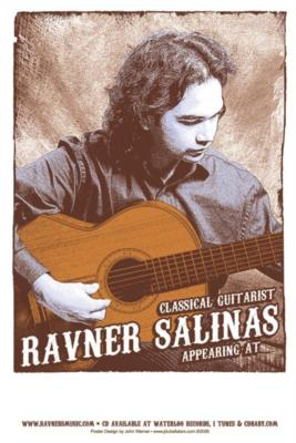 Ravner Salinas - classical guitarist Austin TX | Austin, TX | Classical Guitar | Photo #7