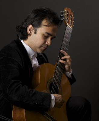 Ravner Salinas - classical guitarist Austin TX | Austin, TX | Classical Guitar | Photo #2