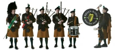 Brian Boru Pipe Band Bagpipers - Quick Response! | Saint Paul, MN | Celtic Bagpipes | Photo #3