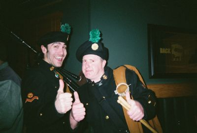 Brian Boru Pipe Band Bagpipers - Quick Response! | Saint Paul, MN | Celtic Bagpipes | Photo #8