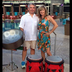 Louisiana Steel Drum Musician | Island Of Rhythm Entertainment