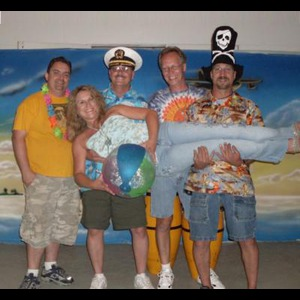 Happymon Band - Jimmy Buffett Tribute Act - Warren, OH
